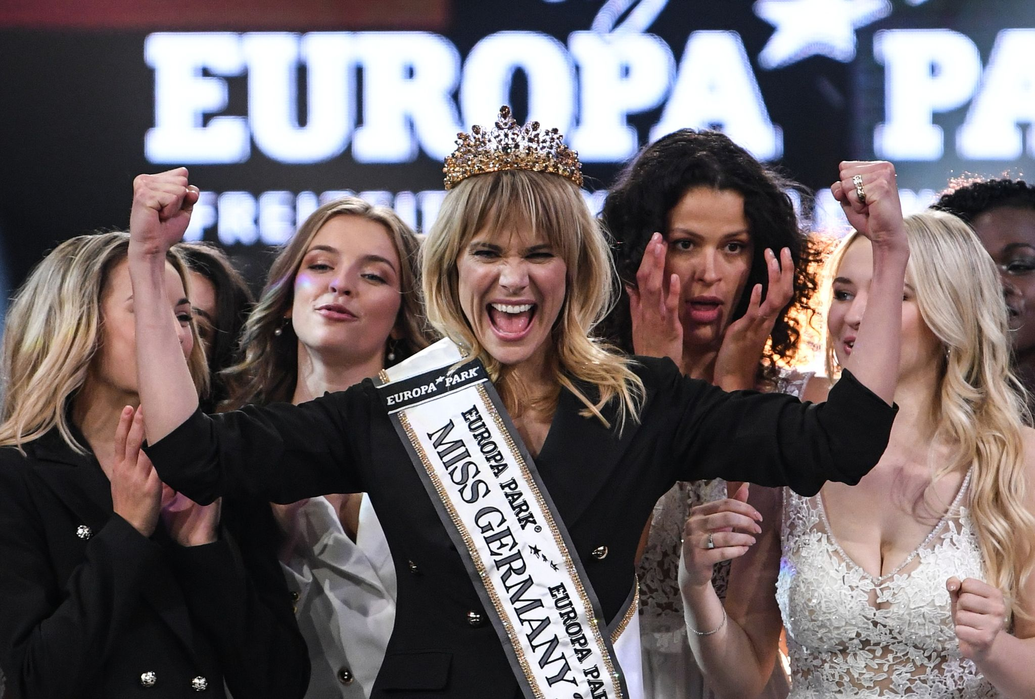 Eine Mutter wird «Miss Germany»